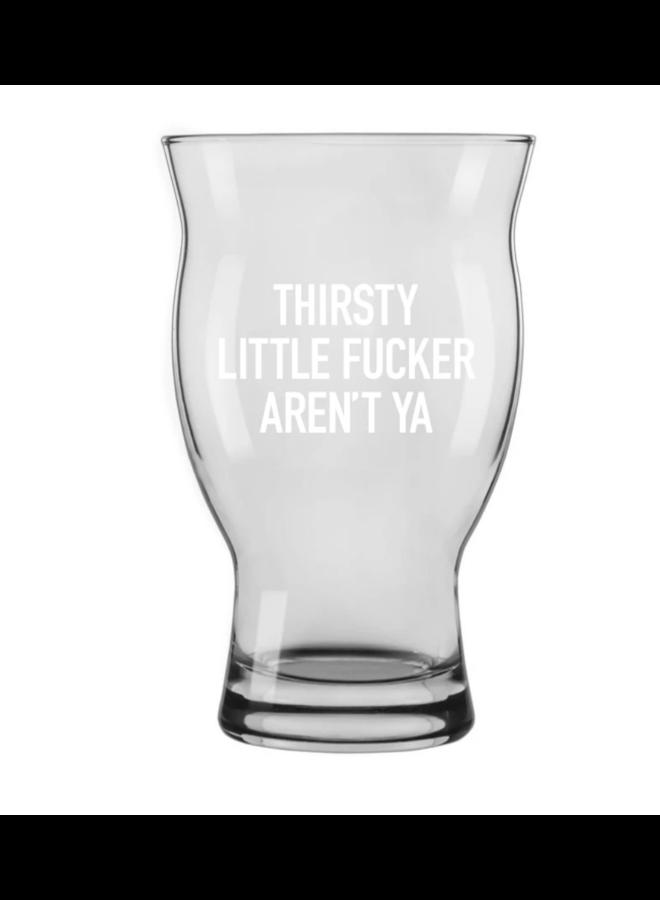 Classy Beer Glass