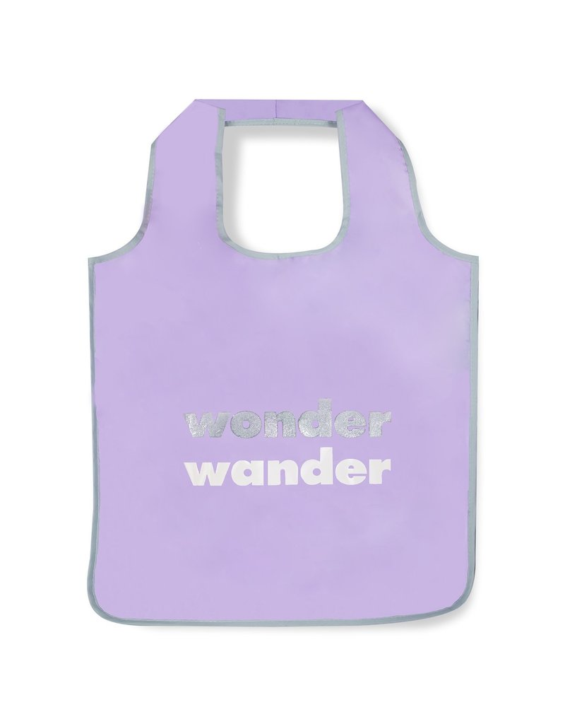 Reusable Shopping Tote Wonder Wander