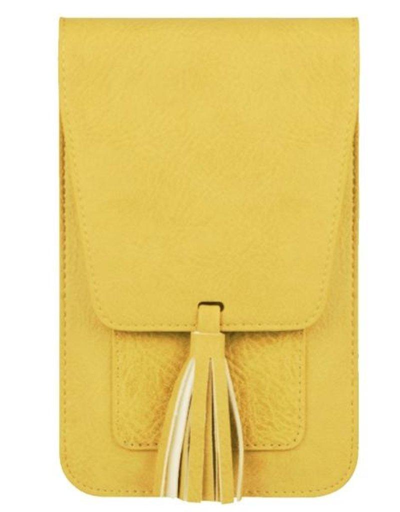 Harper Crossbody Yellow