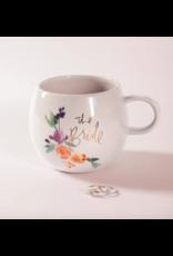 The Bride Organic Round Mug