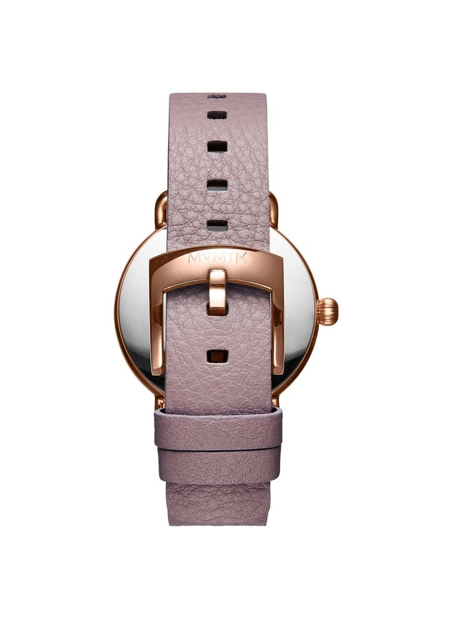 MVMT Gilded Lilac Watch
