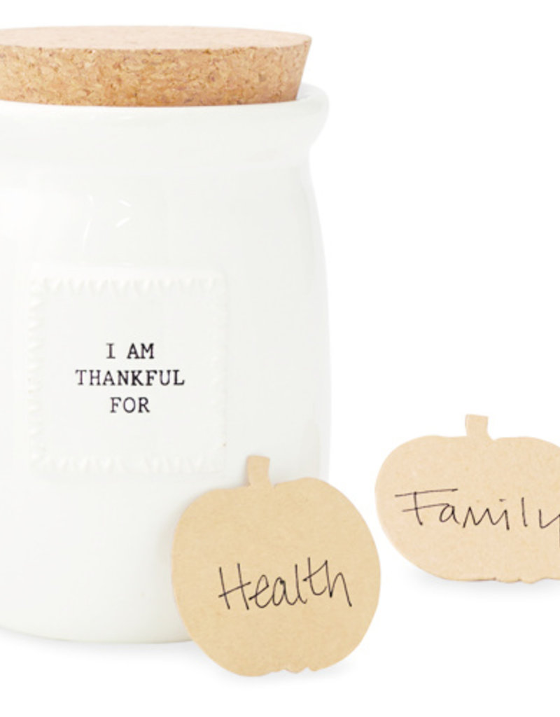 Thankful Blessing Jar