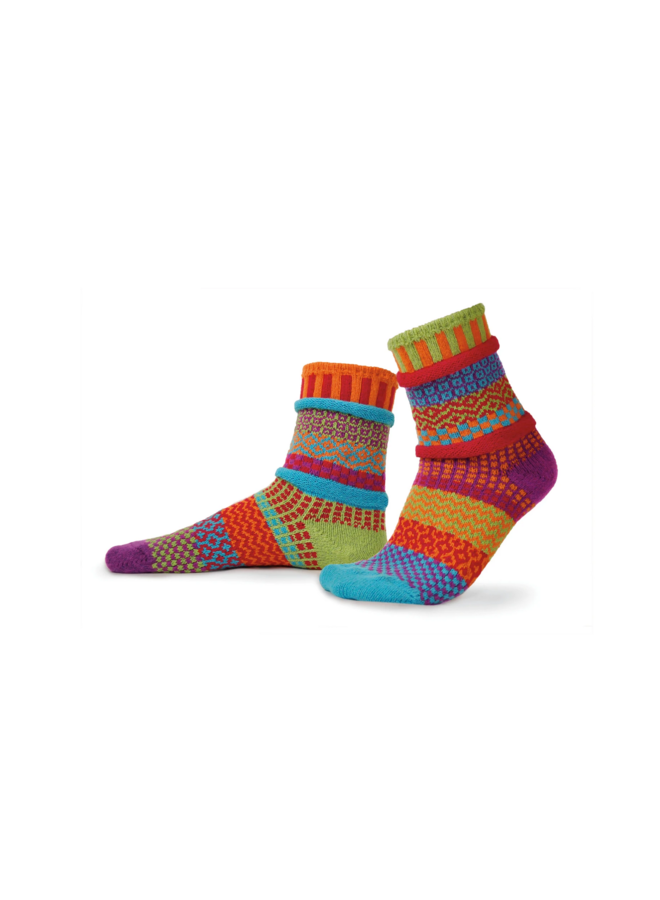 Cosmo Adult Crew Socks