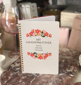 Journal Interview My Grandmother