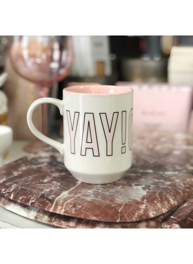 Yay! Coffee! Mug