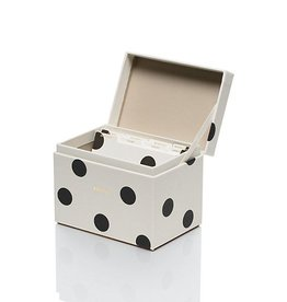 Deco Dot Recipe Box