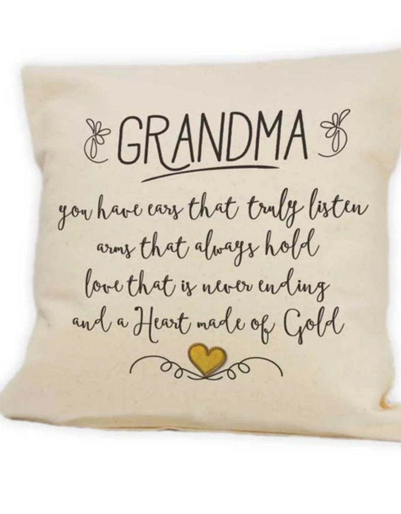 12x12 Pillow Grandma