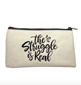 Make Up Bag - The Struggle Is Real
