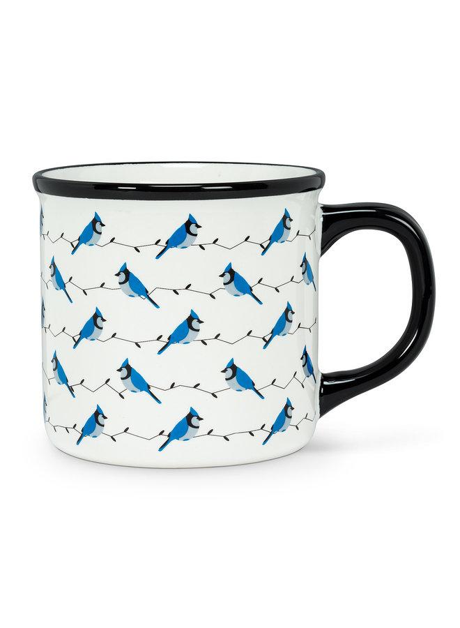 14oz Blue Jay Mug