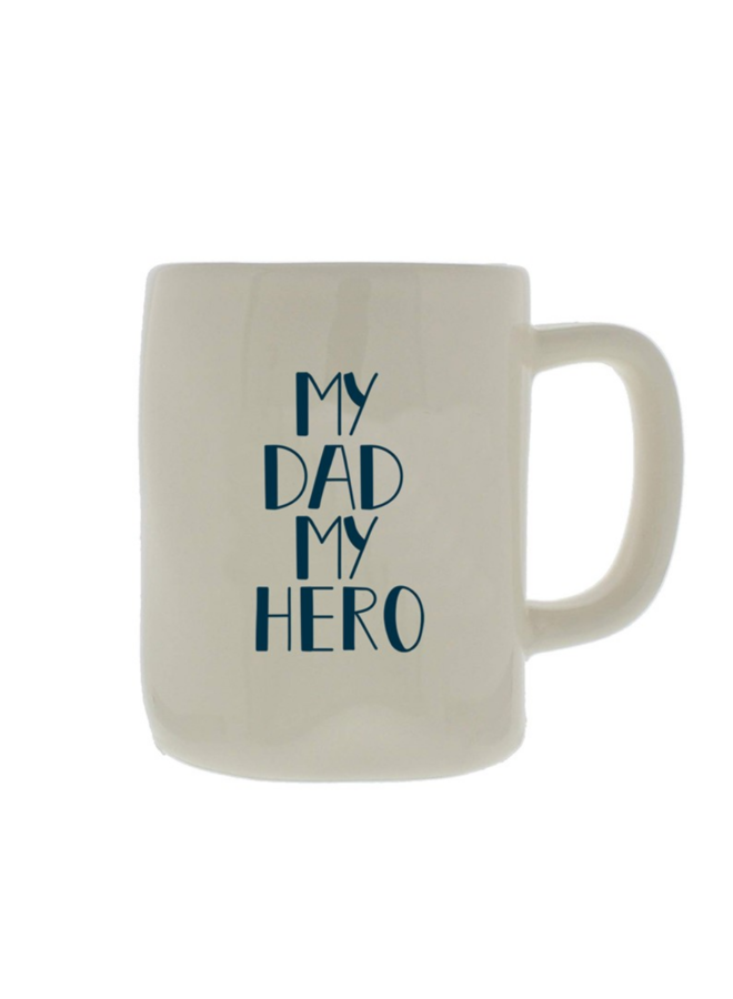 Mug Organic My Dad My Hero