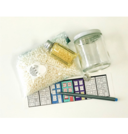 DIY Colouring & Candle Kit