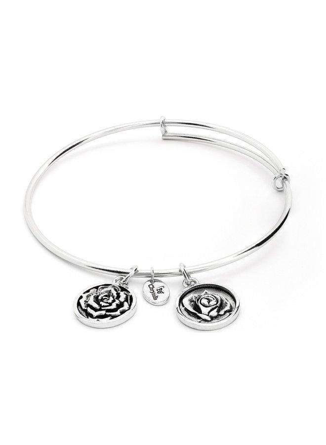 Flourish - Silver -
