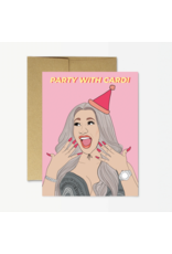 Party with Cardi