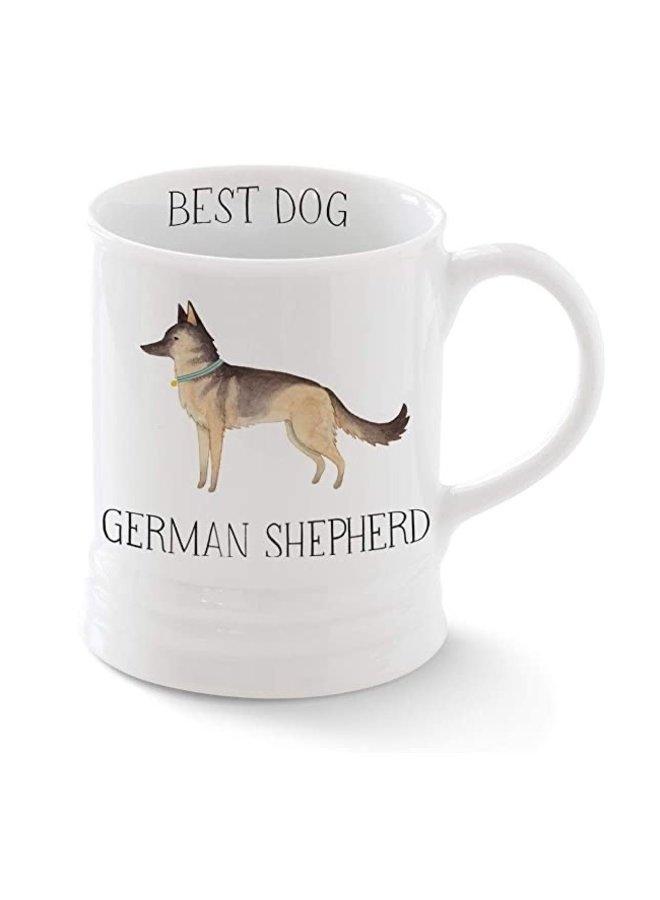 Mug Georgia German Shepherd
