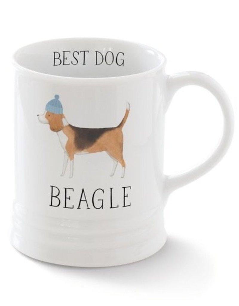 Beagle Georgia Mug