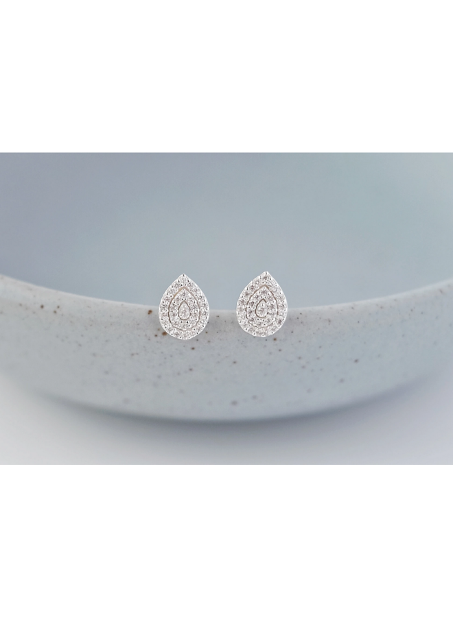 Droplet Sparkle Earrings