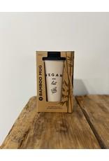 Bamboo Vegan & Hot Travel Mug