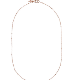 "27.5"" Necklace for Charms"