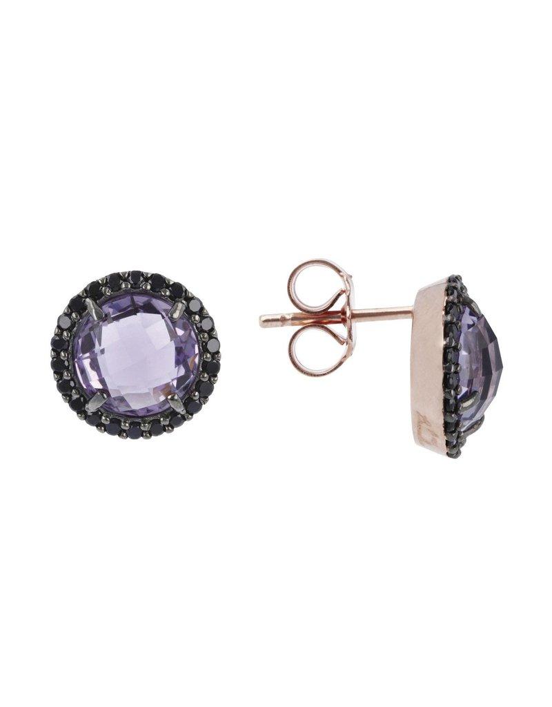 Crown Coctail Earrings