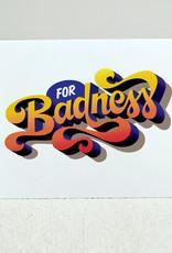 For Basness Print