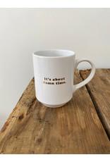 Damn Time New York Mug