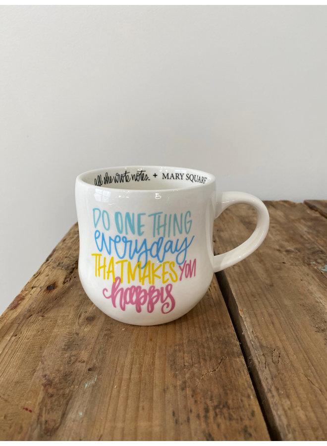 Do One Thing Mug