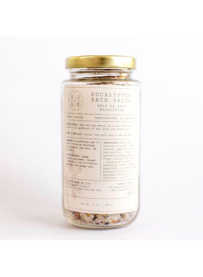 Eucalyptus Bath Salt
