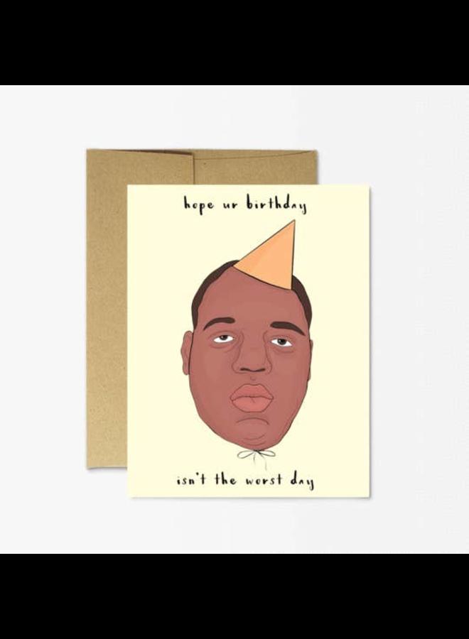 Biggie Birthday