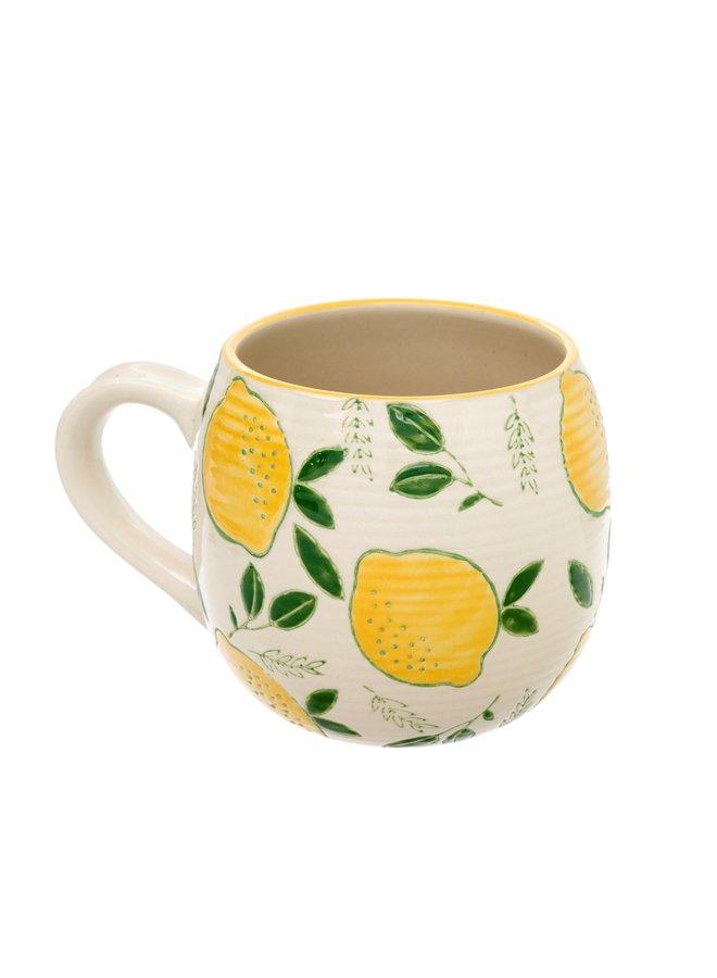 Lovely Lemons Mug
