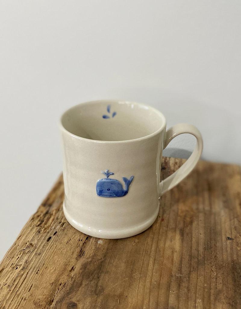 Spouting Whale Mini Mug
