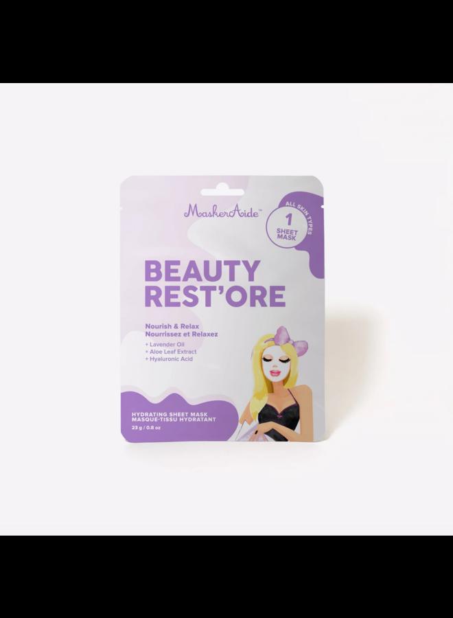 Beauty Rest'ore Nourishing Sheet Mask