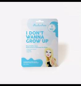 I Don't Wanna Grow Up Firming Sheet Mask