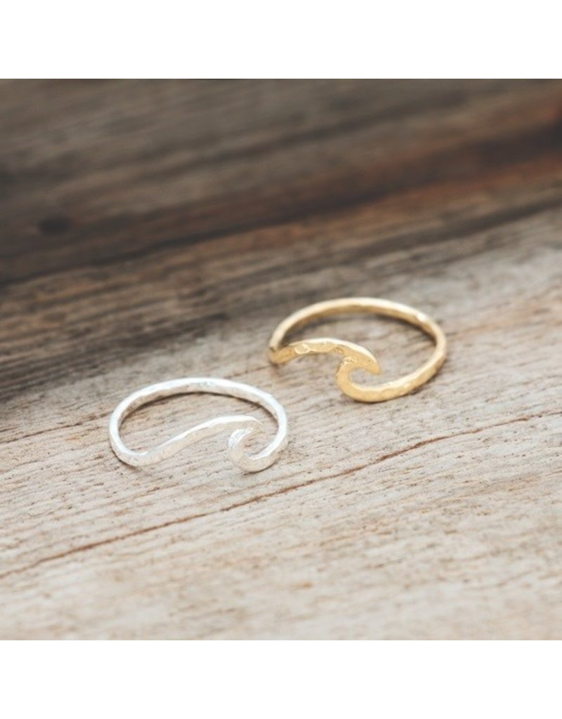 Wave Ring -
