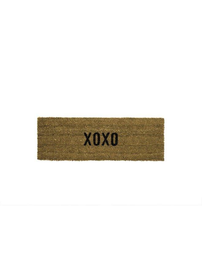 Doormat XOXO