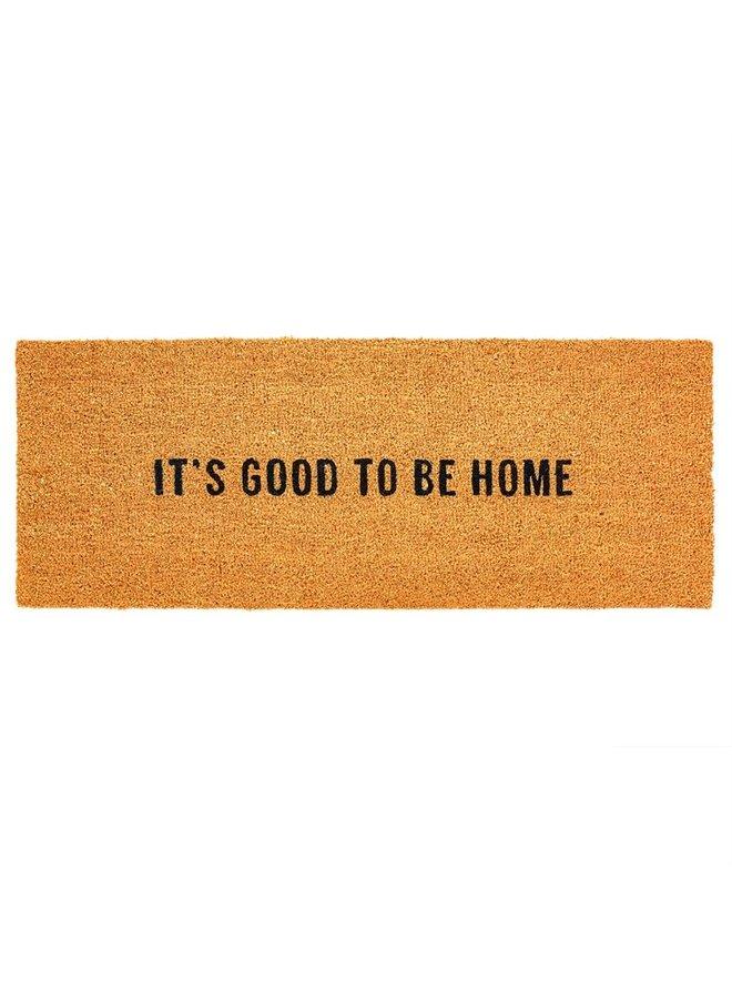 Doormat Good To Be Home