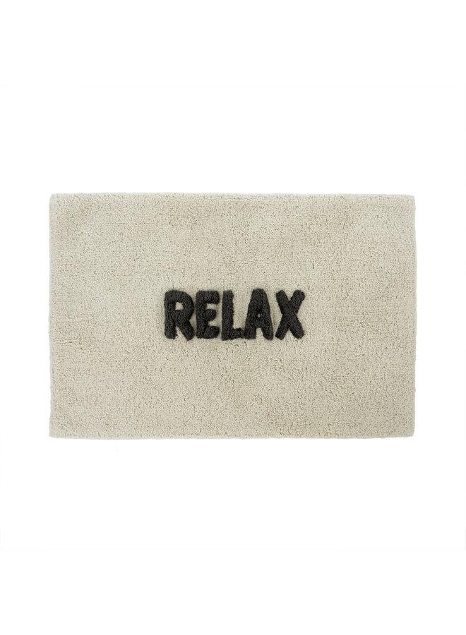Bath Mat  Relax