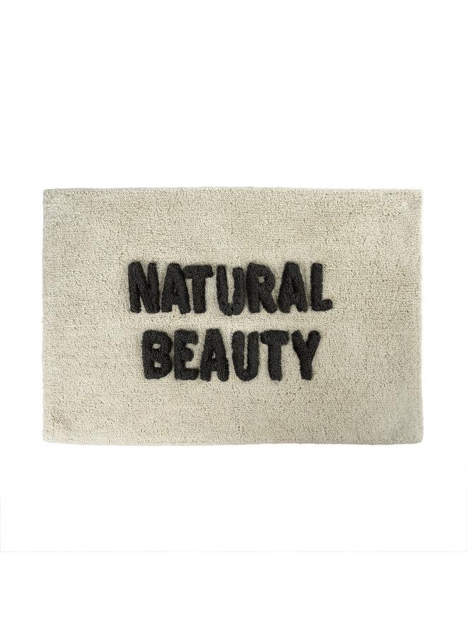 Bath Mat  Natural Beauty