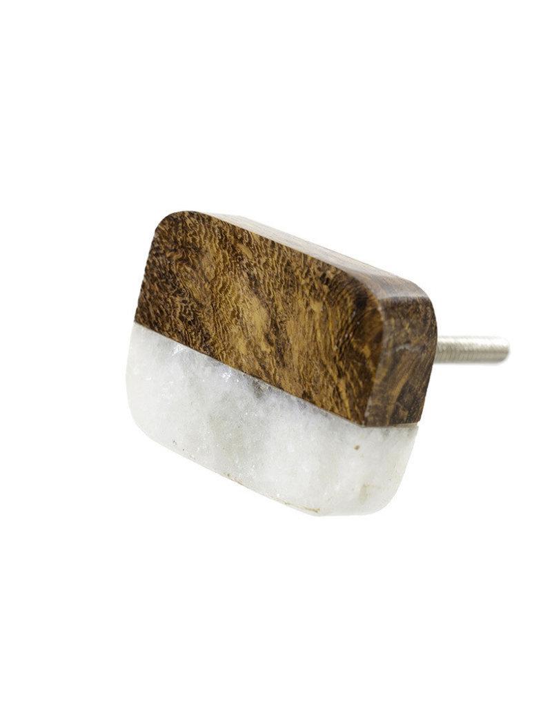 Marble Slice Knob