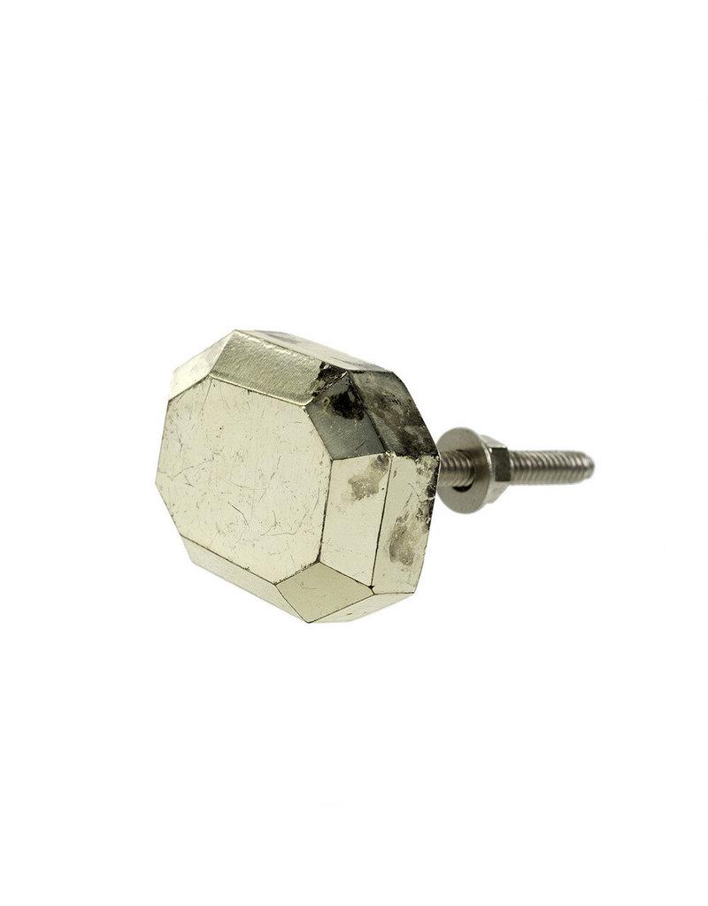 Oval Vintage Glimmer Knob