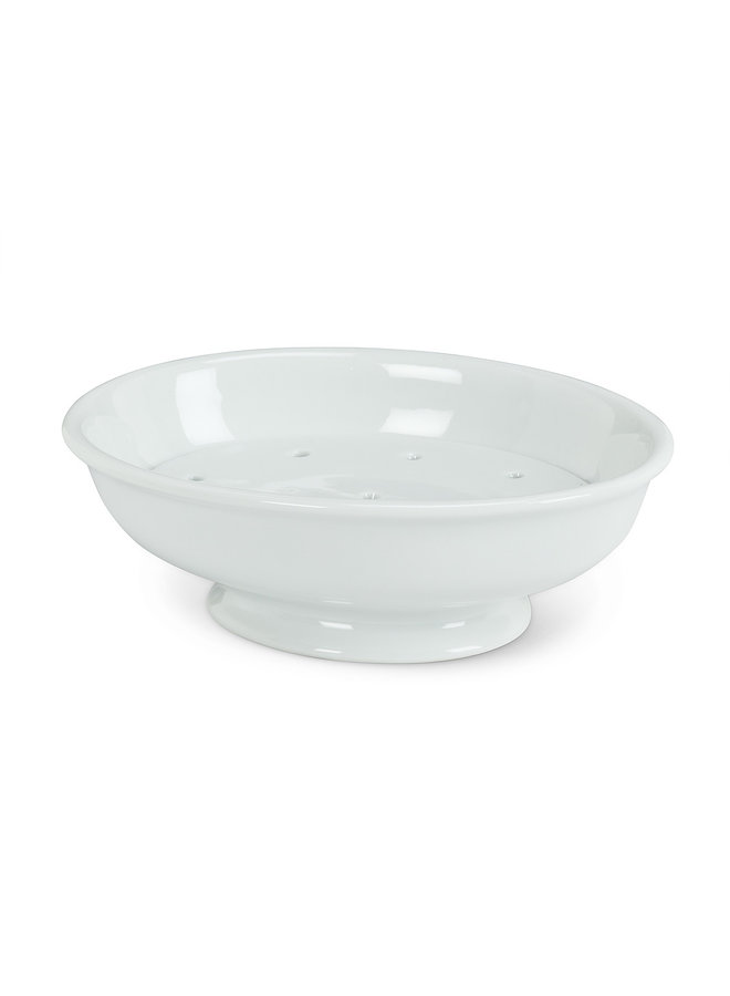 2pc Soap Dish With Strainer