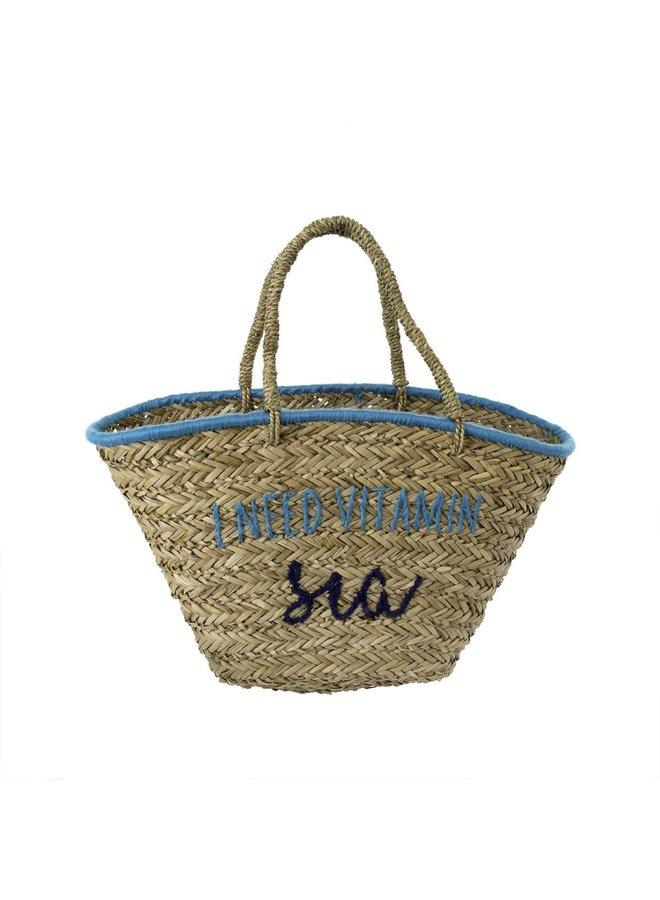 Beach Bag Vitamin Sea