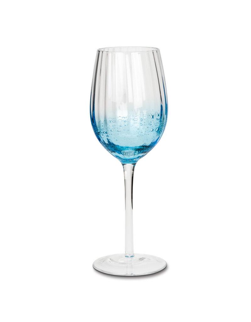 Optic & Blue Bubble White Wine 10oz