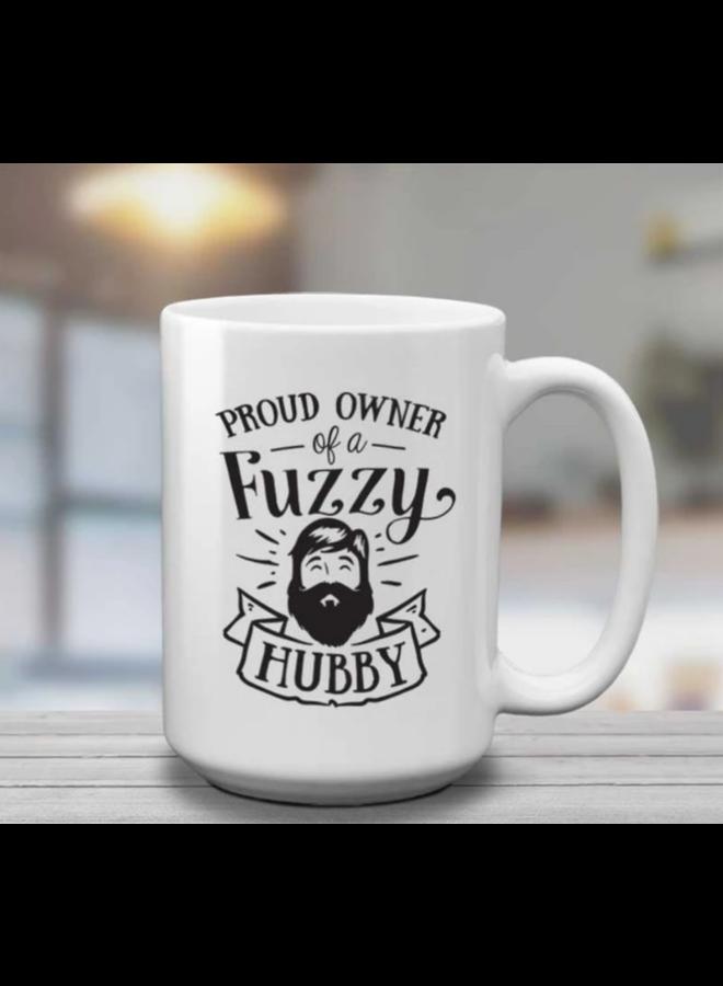 Fuzzy Husband Mug