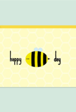 Card Happy Bee Day