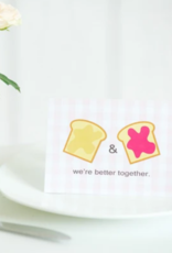 Card We're Better Together