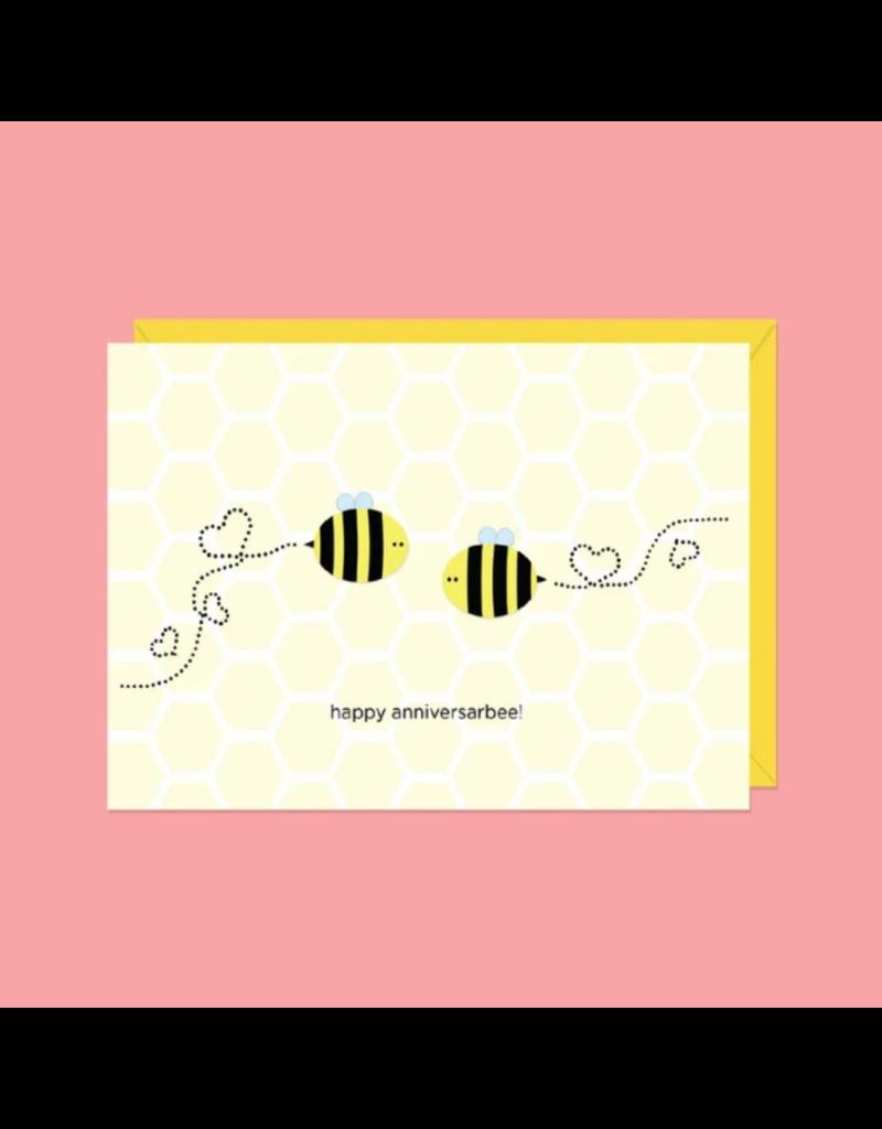 Happy Anniversarbee! Card