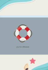 Card You're A Lifesaver