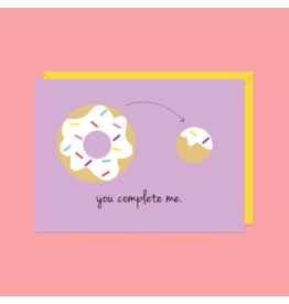 Card You Complete Me