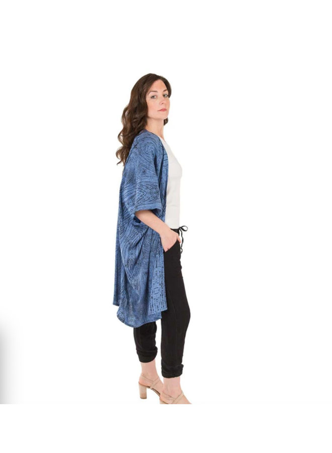 Clearwater Rayon Kimono