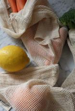 "12x15""  Organic Mesh Eco Bag"